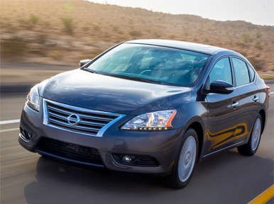First Drive Review: 2013 Nissan Sentra